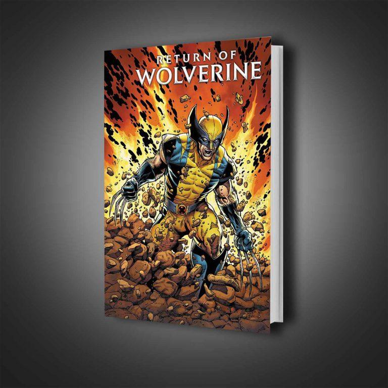 کالکشن Return of Wolverine