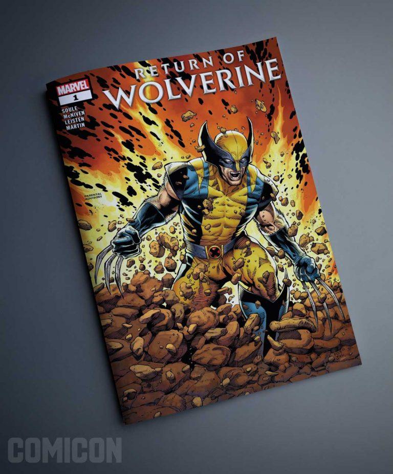 کمیک Return of Wolverine