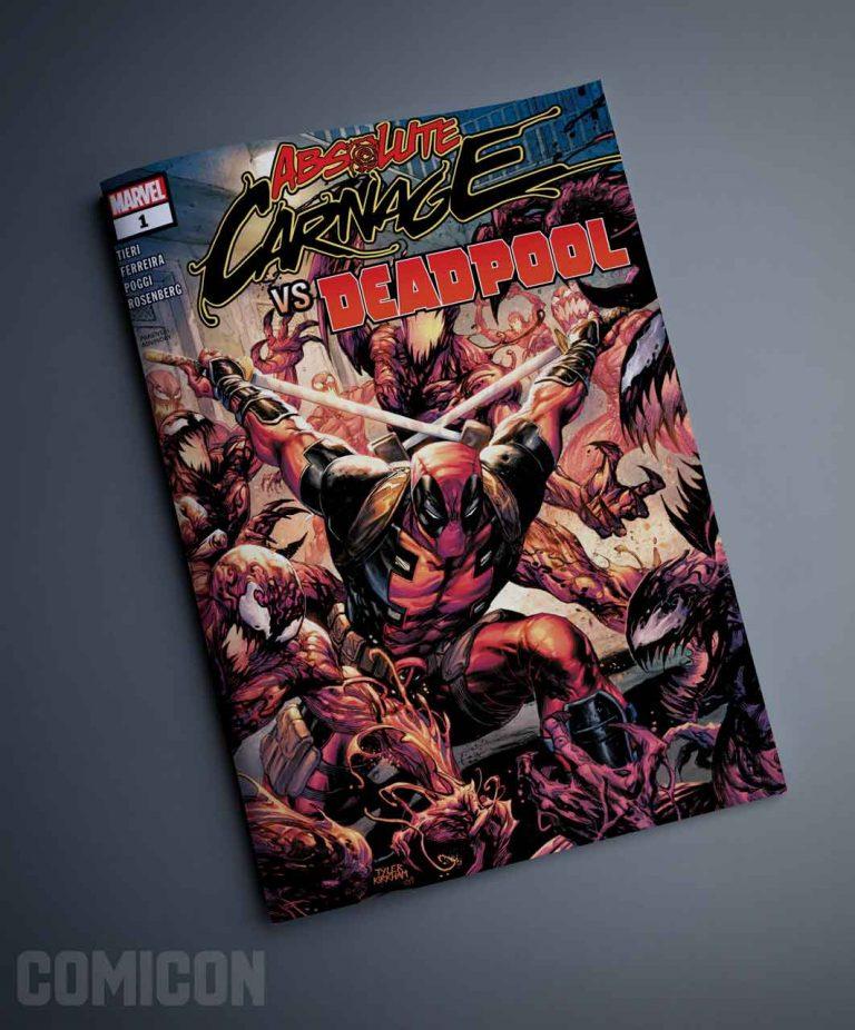 کمیک Absolute Carnage Vs Deadpool