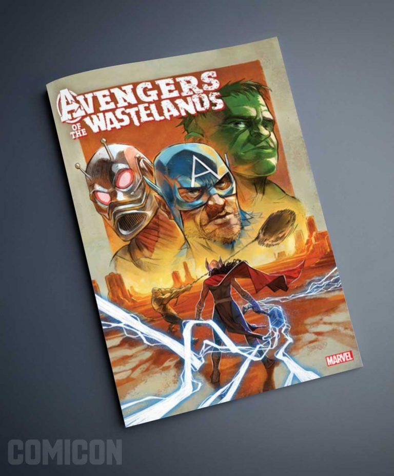 کمیک Avengers Of The Wastelands
