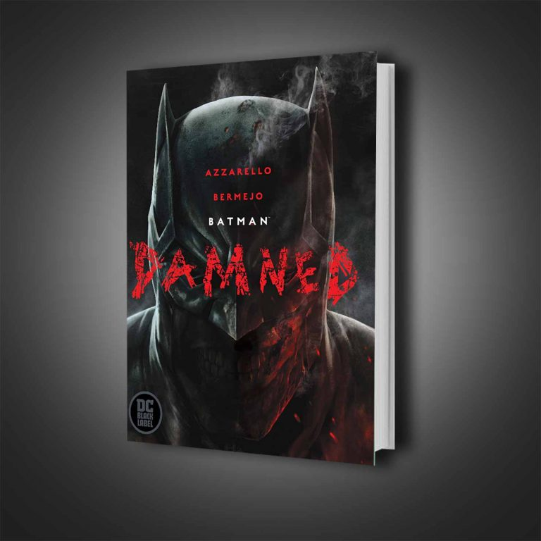 کالکشن Batman Damned هارد کاور