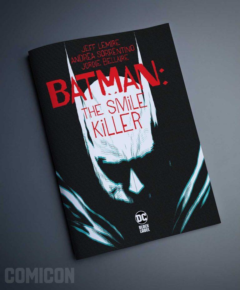 کمیک Batman Smile Killer