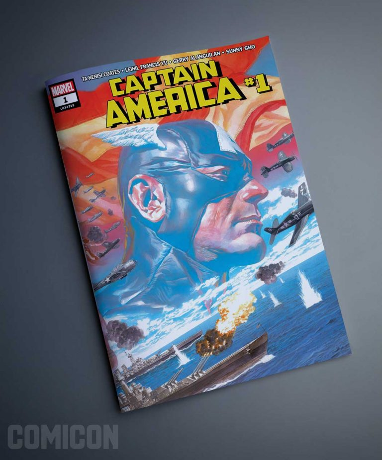 کمیک Captain America 2018