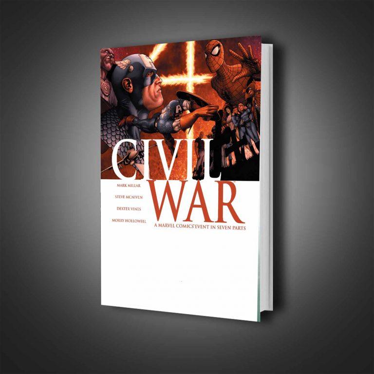 کمیک Civil War