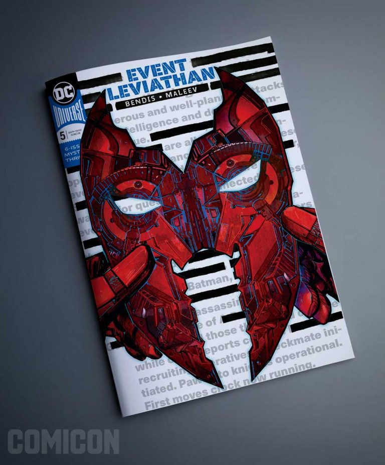 کمیک Event Leviathan