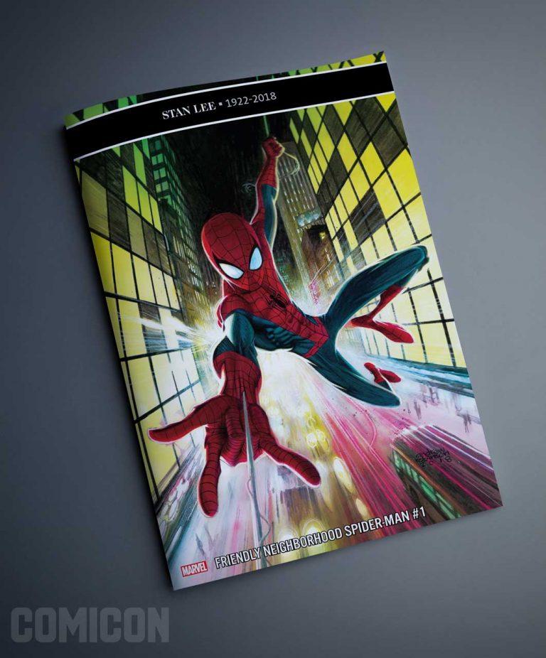 کمیک Friendly Neighborhood Spider Man