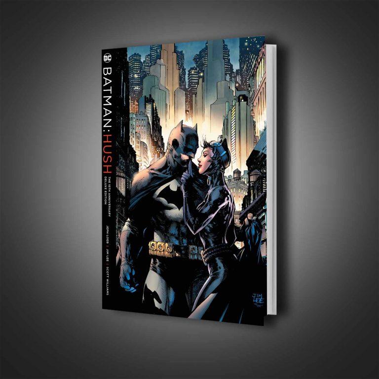 کمیک Batman Hush