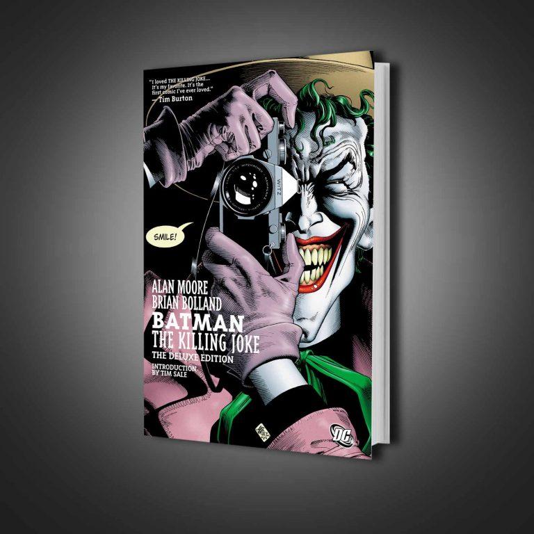 کمیک Batman The Killing Joke