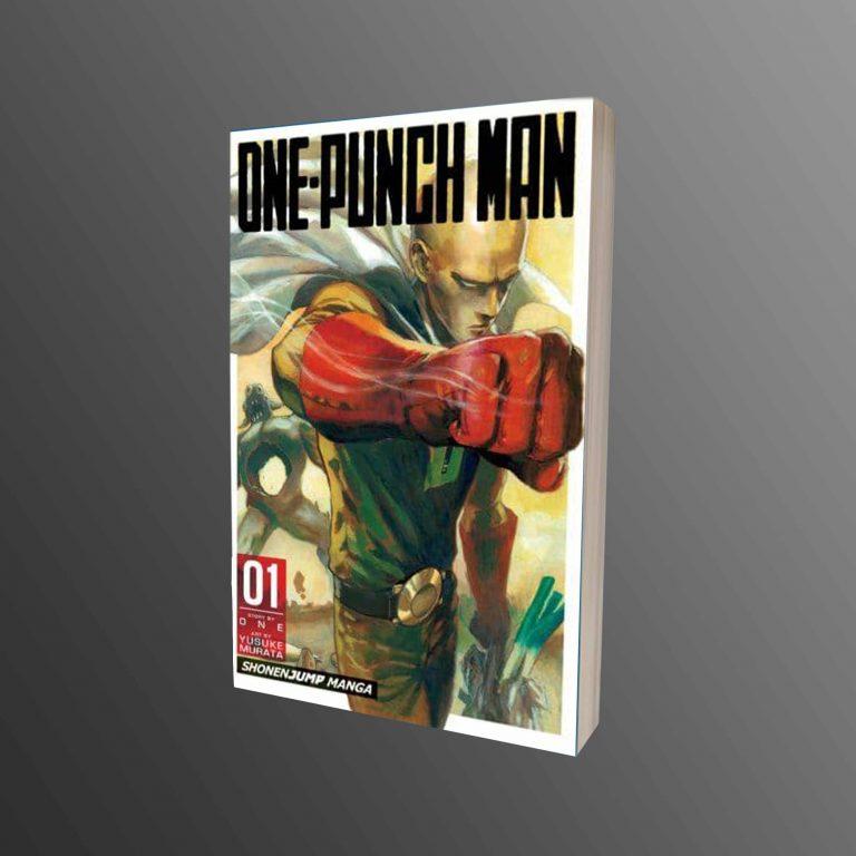 مانگا One Punch Man