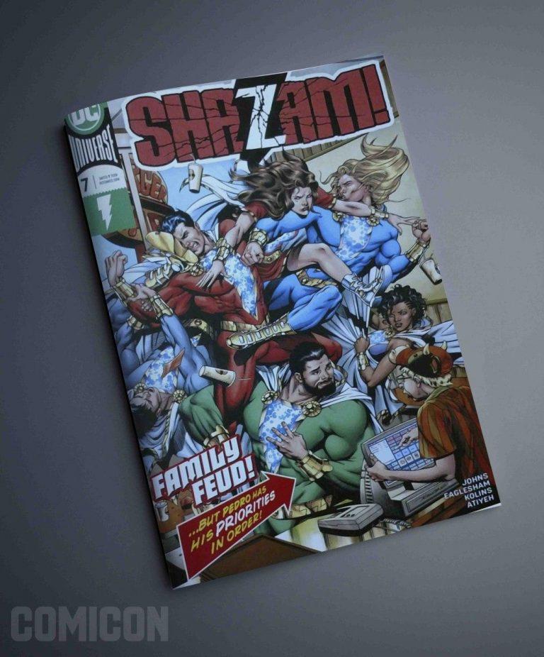 کمیک Shazam