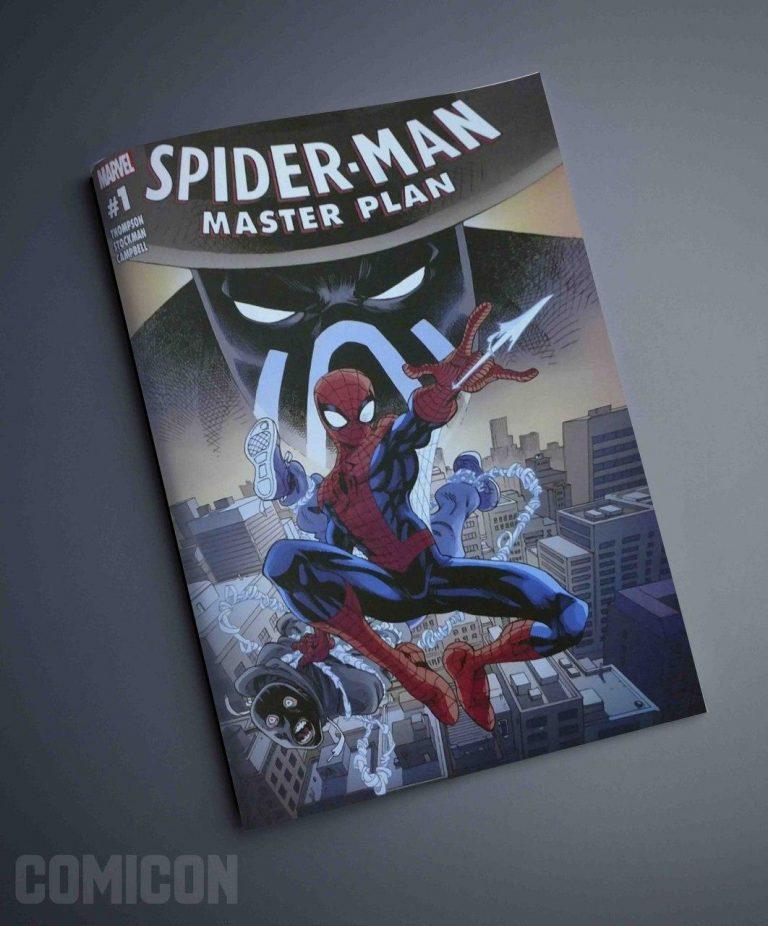 کمیک Spider-Man: Master Plan