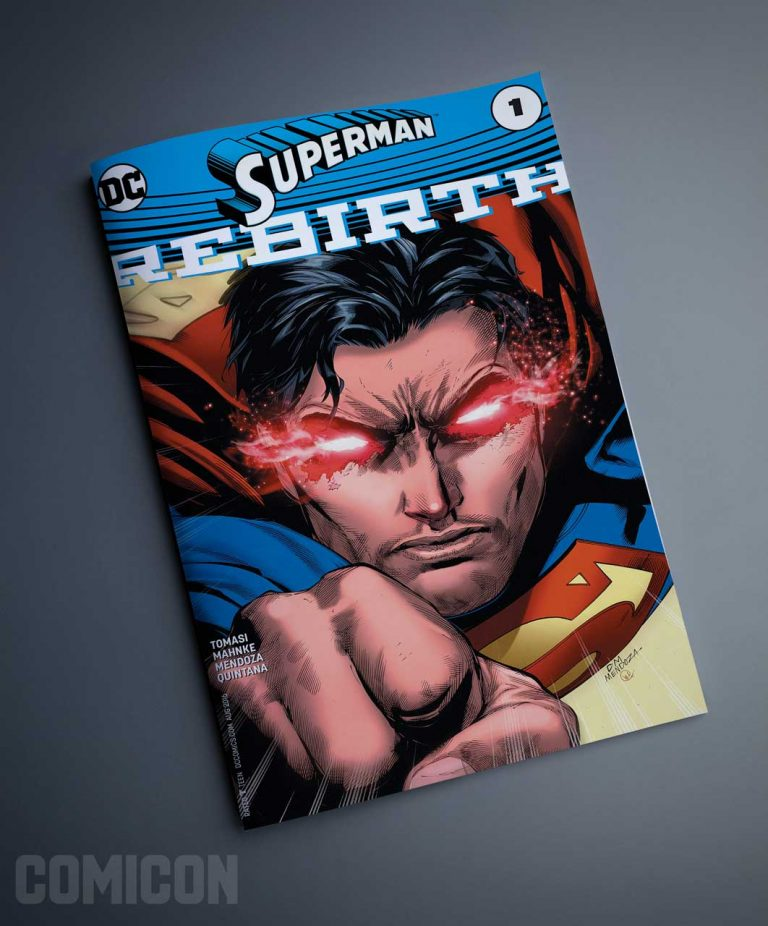 کمیک Superman: Rebirth