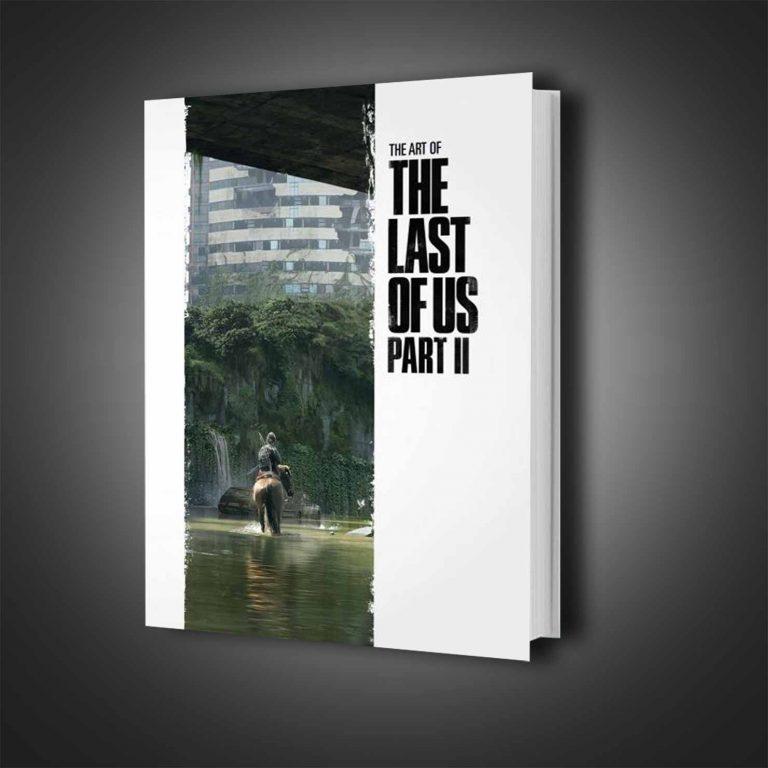 آرت بوک The last of us 2