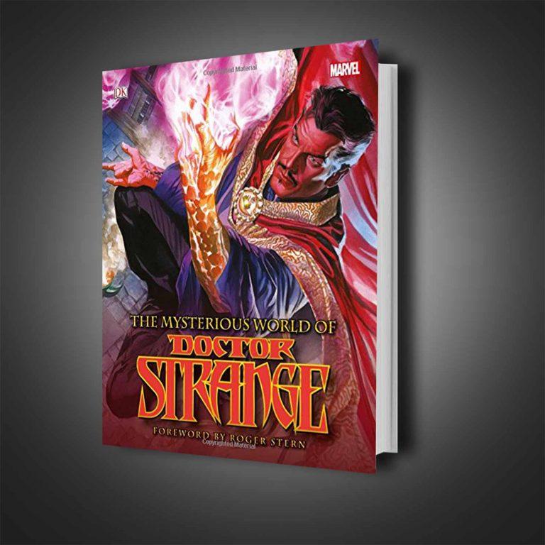 گاید بوک The Mysterious World of Doctor Strange