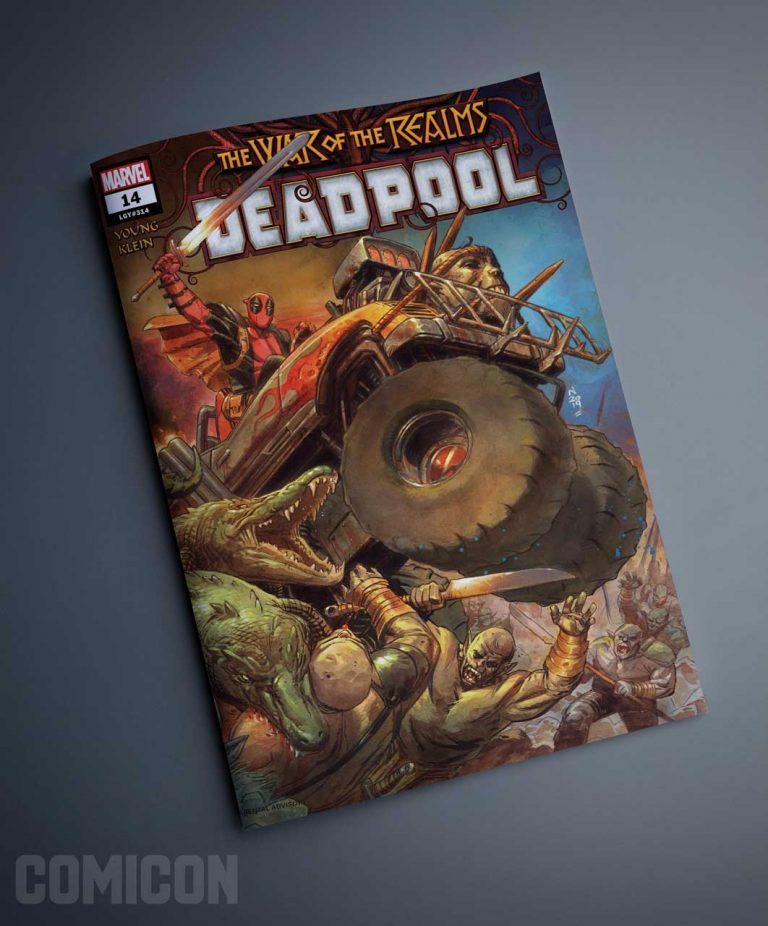 کمیک Deadpool War Of The Realms
