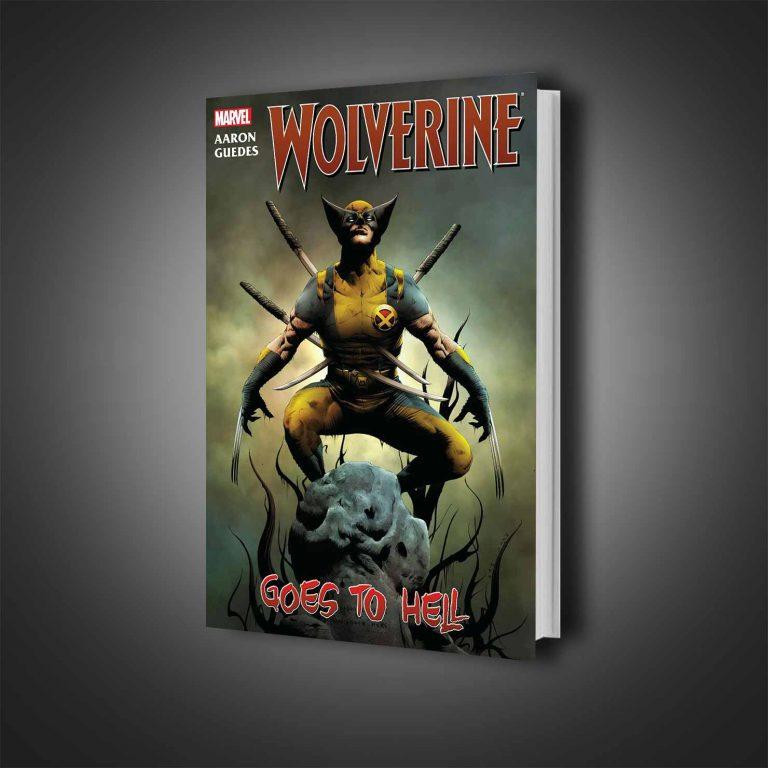 کمیک Wolverine Goes to Hell