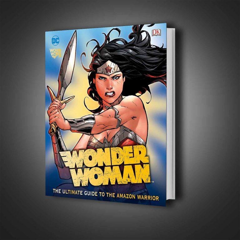 گاید بوک Wonder Woman: The Ultimate Guide to the Amazon Warrior