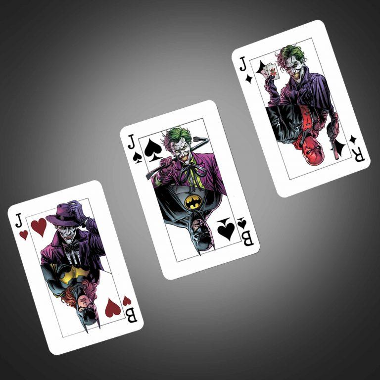 کارت 3 جوکر