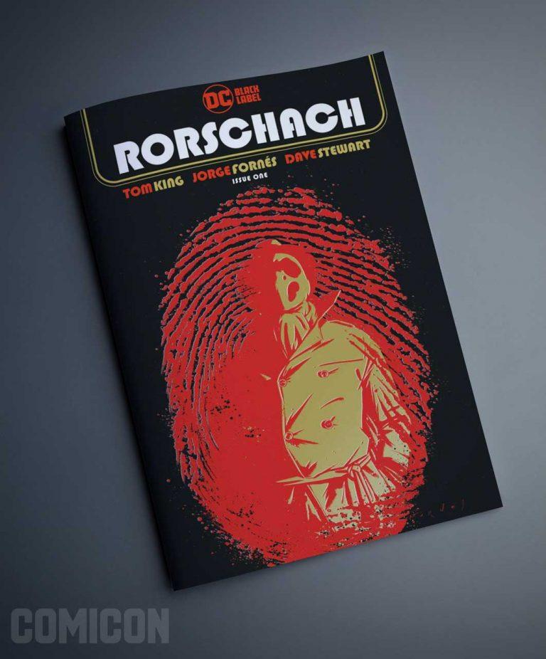 کمیک  RORSCHACH