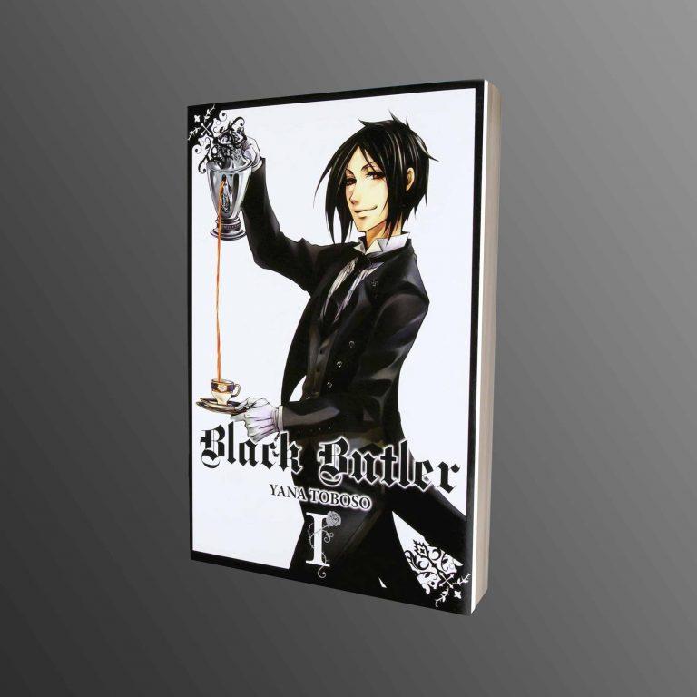 مانگا Black Butler