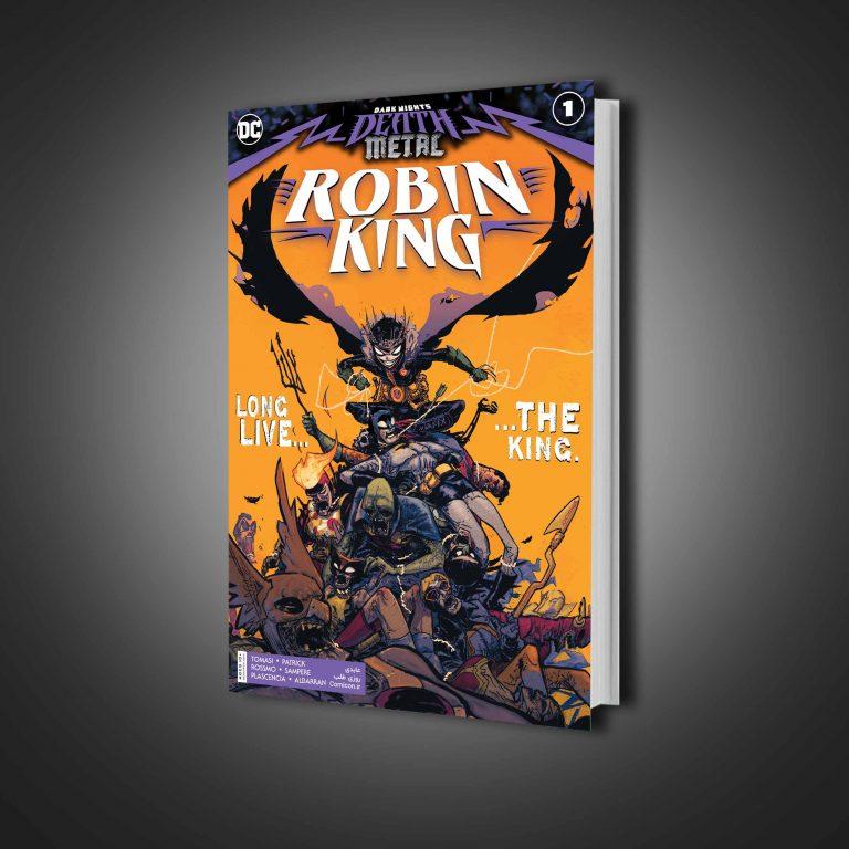 کمیک Dark Nights Death Metal Robin King