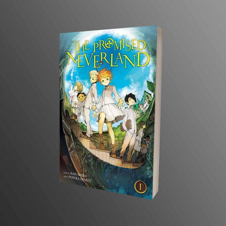 مانگا The Promised Neverland