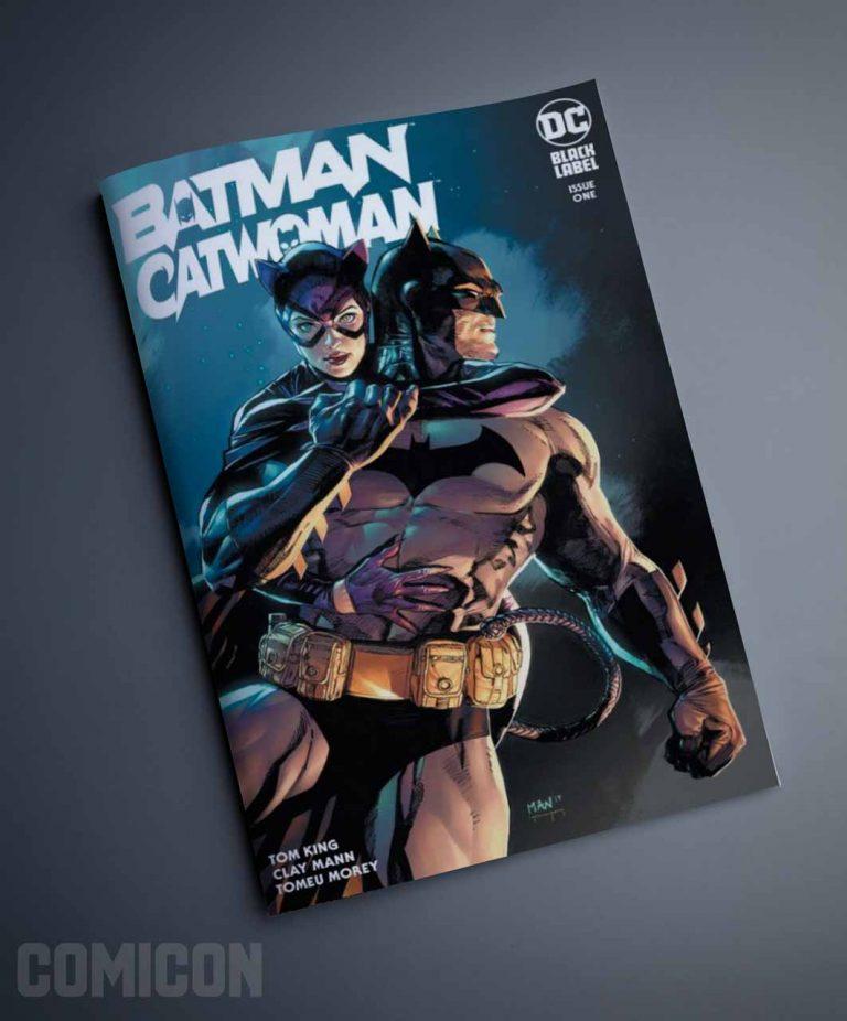 کمیک BATMAN / CATWOMAN