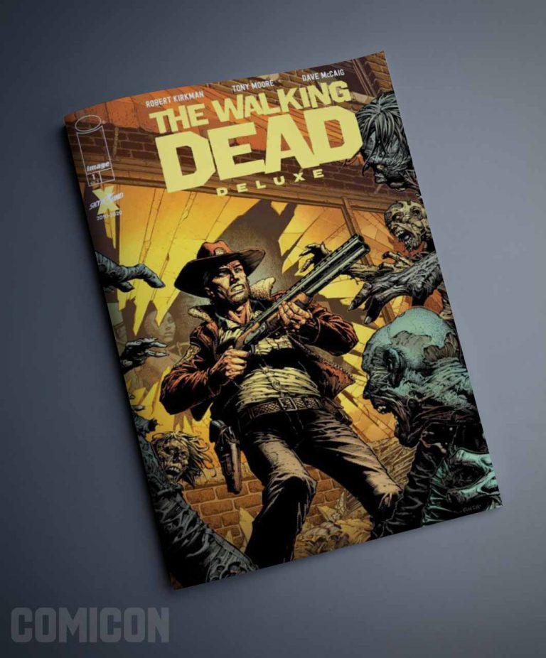 کمیک THE WALKING DEAD