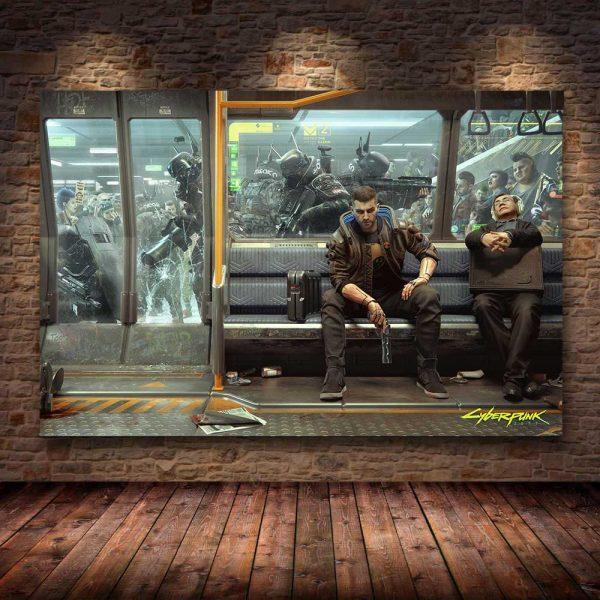 Cyberpunk 2077 shasi
