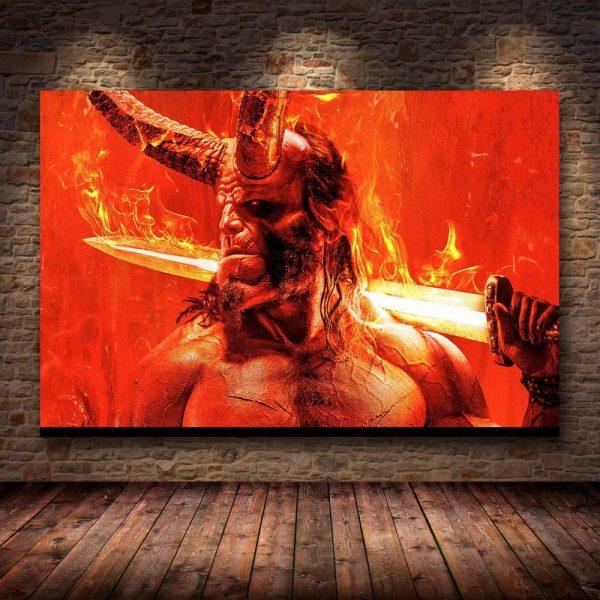 Hellboy shasi