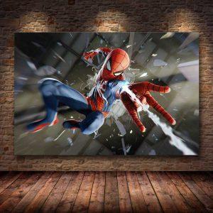 spider man shasi 1