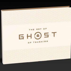 آرت بوک Ghost of Tsushima