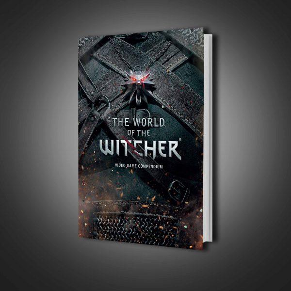 آرت بوک The World of the Witcher: Video Game Compendium