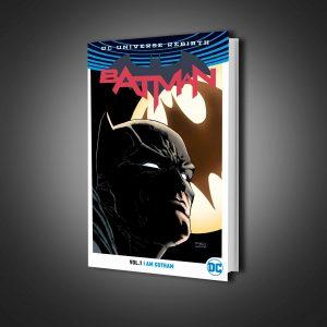 کمیک Batman: I am Gotham