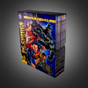 گاید بوک Dc Comics A Visual History Collection