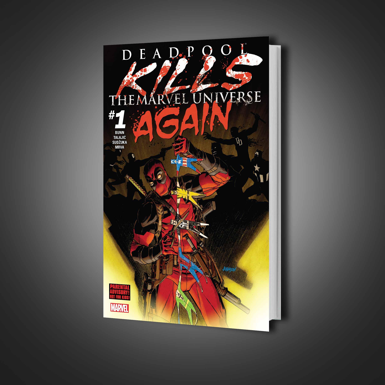 کمیک Deadpool Kill Marvel Universe Again