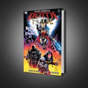 کالکشن Dark Nights: Death Metal