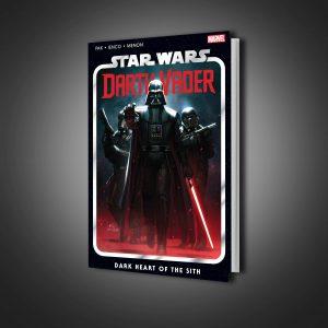 کمیک Star Wars: Darth Vader Vol. 1: Dark Heart of the Sith Paperback
