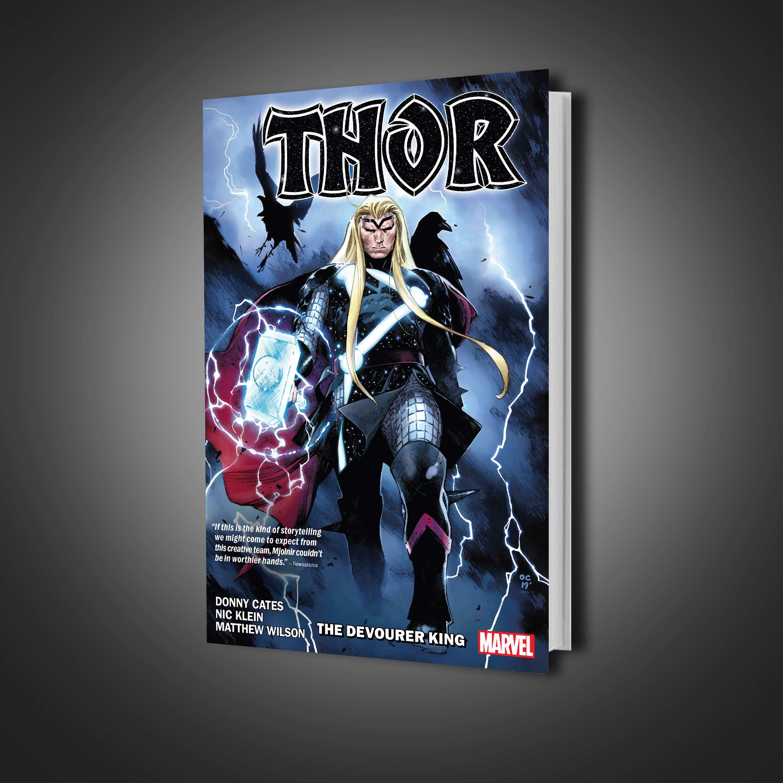 کمیک Thor Vol. 1: The Devourer King