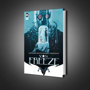 کمیک Batman White Knight Von Freeze #1