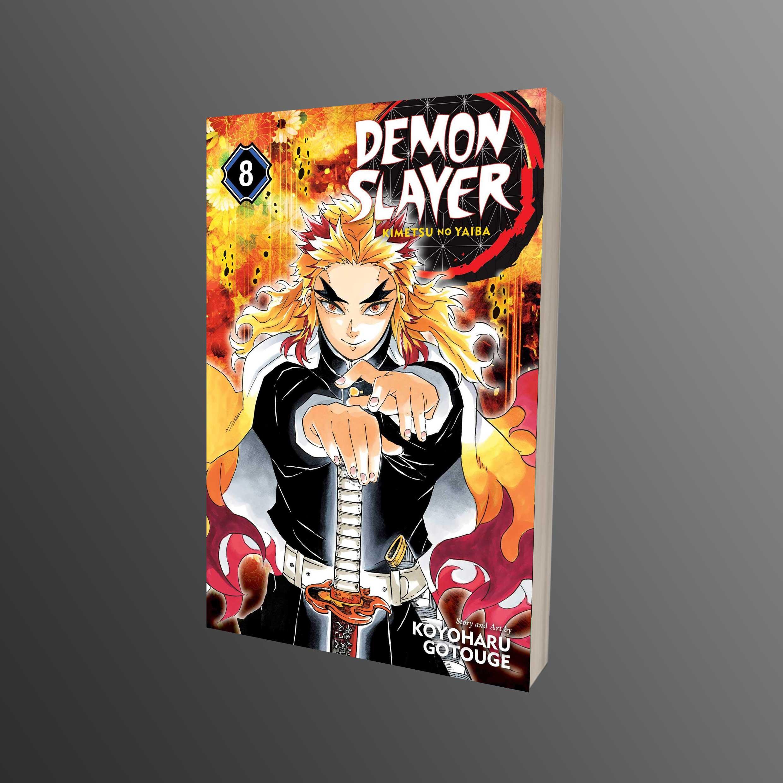 مانگا Demon Slayer