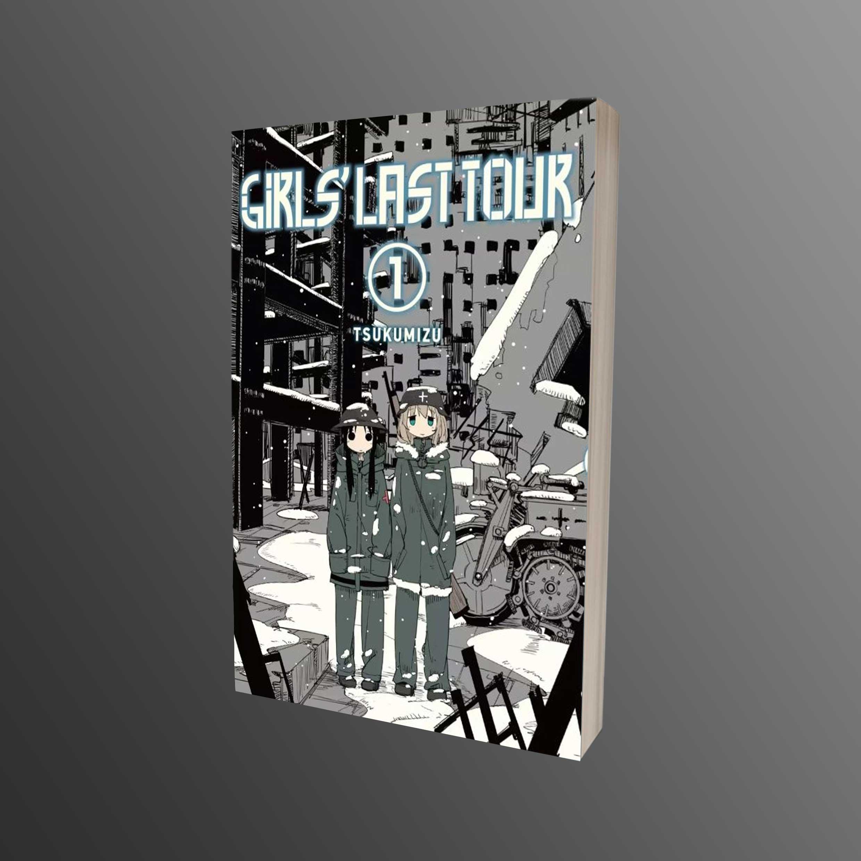 مانگا Girls' Last Tour