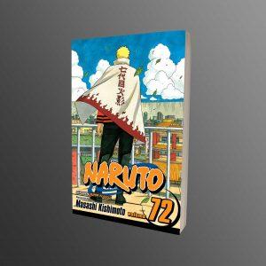 مانگا Naruto