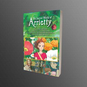 مانگا The Secret World of Arrietty Film