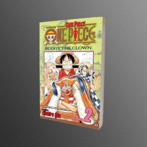 مانگا One Piece
